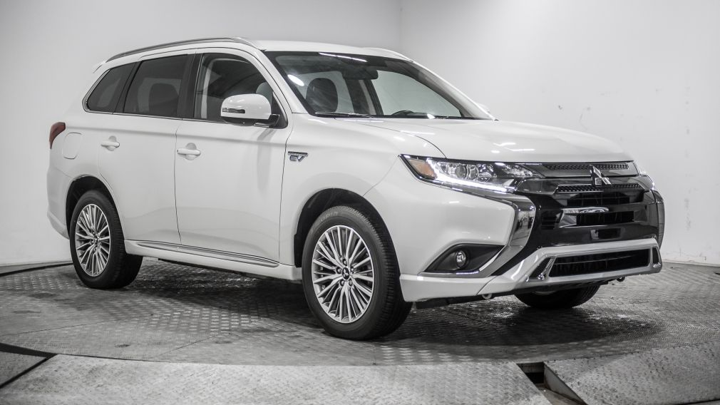 2020 Mitsubishi Outlander PHEV PHEV SE S-AWC AUTO A/C GR ÉLECT MAGS CAM RECUL BLU #