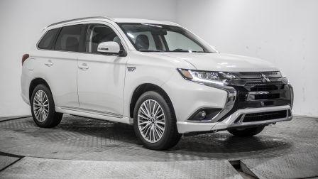 2020 Mitsubishi Outlander PHEV PHEV SE S-AWC AUTO A/C GR ÉLECT MAGS CAM RECUL BLU                    à Sherbrooke