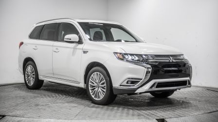 2020 Mitsubishi Outlander PHEV SEL S-AWC**CUIR ** TOIT OUVRANT **SIEGES CHAUFFANT