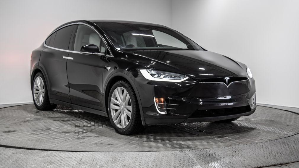 2016 Tesla Model X 90D AUTO PILOT LONG RANGE BAS MILLAGE #