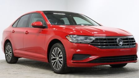 2019 Volkswagen Jetta **TSI** TOIT OUVRANT** SIEGES CUIR**MAGS**                    à Laval