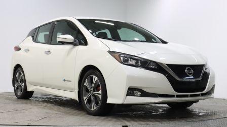 2019 Nissan Leaf SL AUTO A/C GR ÉLECT CUIR NAV MAGS CAM RECUL                    à Vaudreuil