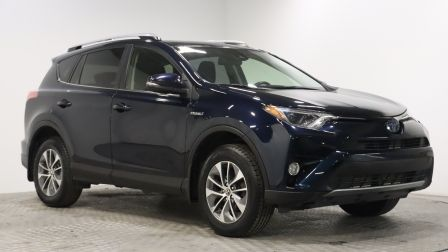 2017 Toyota RAV4 Hybrid **XLE**SIEGES CHAUFFANTS**MAGS**TOIT OUVRANT**                    à Saguenay