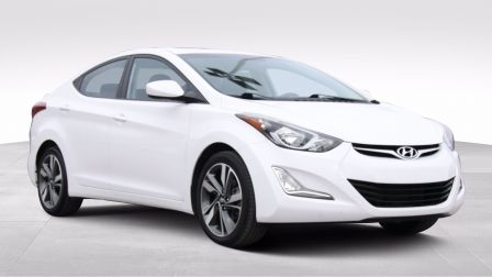 2016 Hyundai Elantra GLS AUTO A/C TOIT MAGS  BLUETOOTH BAS KILO                    à Saint-Jérôme