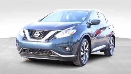 2018 Nissan Murano PLATINUM**CUIR**TOIT PANO**NAV**SYSTEME AUDIO BOSE                    à Saint-Jérôme