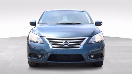 2014 Nissan Sentra SL AUTOMATIQUE  A/C CUIR  MAGS                    in Blainville