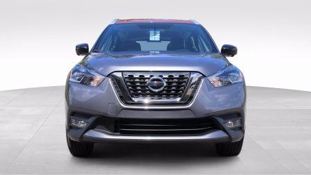 2019 Nissan Kicks SR AUTO A/C CUIR BANC CHAUFFANT DEMAREUR                    in Terrebonne