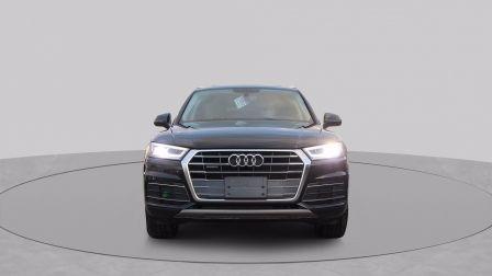 2018 Audi Q5 AUDI Q5 2.0T PROGRESSIV | AWD | CUIR | TOIT | NAV                    à Sherbrooke