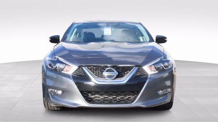 2017 Nissan Maxima SV AUTO A/C GR ELECTRIQUE CAM RECUL BANC CHAUFFANT                    à Saguenay