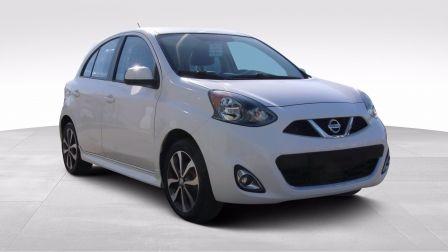 2016 Nissan MICRA SR  A/C GROUPE ELECTRIQUE BLUETOOTH MAGS                    à Saint-Jérôme