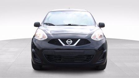 2017 Nissan MICRA S AUTOMATIQUE**AC**GR ELECTRIQUE                    à Saint-Jérôme