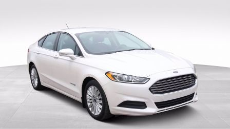 2015 Ford Fusion FORD FUSSION HYBRID SE