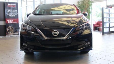 2020 Nissan Leaf SL PLUS **APPLE CAR PLAY**CUIR                    à Drummondville