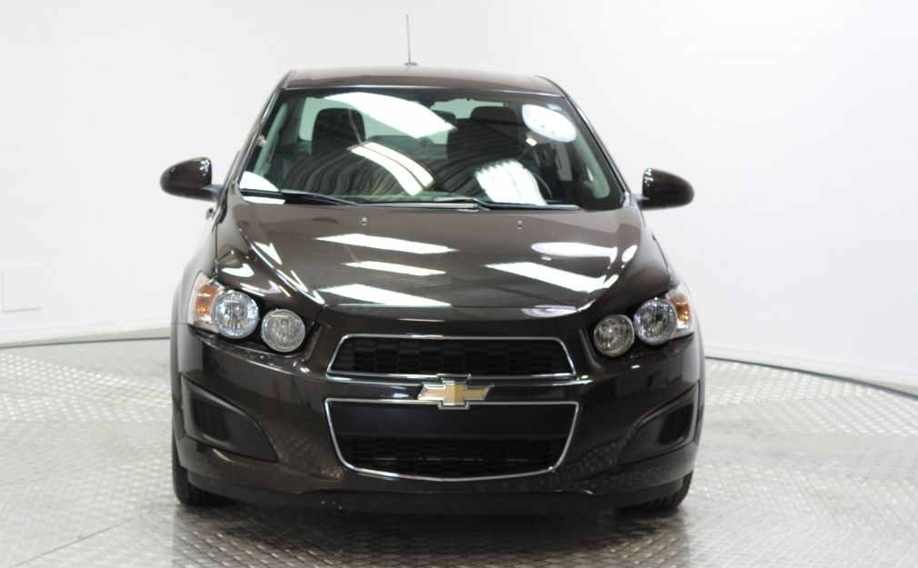 Used 2015 Chevrolet Sonic LT caméra de recul Bluetooth for