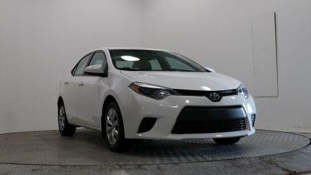 2014 Toyota Corolla LE                    à Vaudreuil