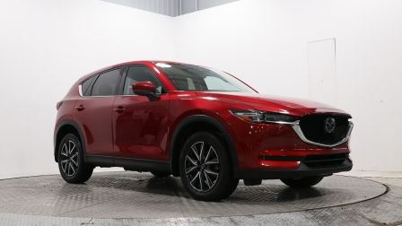 2018 Mazda CX 5 GT AWD AUTO AC GR ELEC MAGS TOIT CUIR BLUETOOTH                    à Vaudreuil