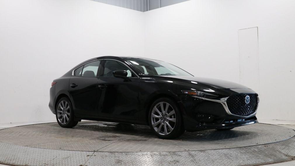 2019 Mazda 3 GT 2.5L +CUIR+HEADS UP+BOSE #
