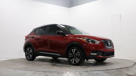 2018 Nissan Kicks SR + CUIR + GPS + BOSE