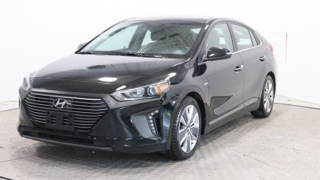 2018 Hyundai IONIQ LIMITED HYBRID AUTO A/C CUIR GR ÉLECT TOIT MAGS                    à Vaudreuil