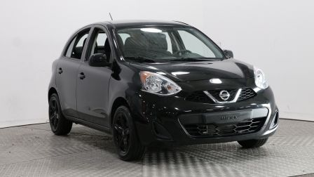 2016 Nissan MICRA SV MANUEL A/C + CRUISE + BLUETOOTH                    in Vaudreuil