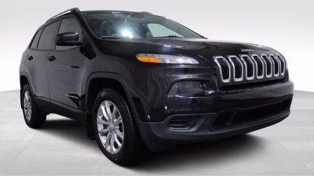 2016 Jeep Cherokee SPORT 4WD V6 BLUETOOTH SIEGES CHAUFFANTS HITCH                    à Saguenay