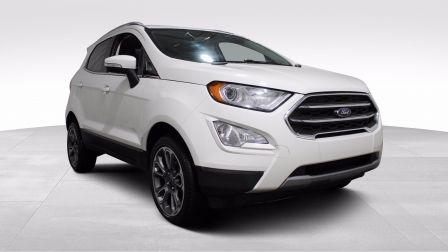2019 Ford EcoSport TITANIUM 4WD CUIR TOIT CAMERA NAVIGATION