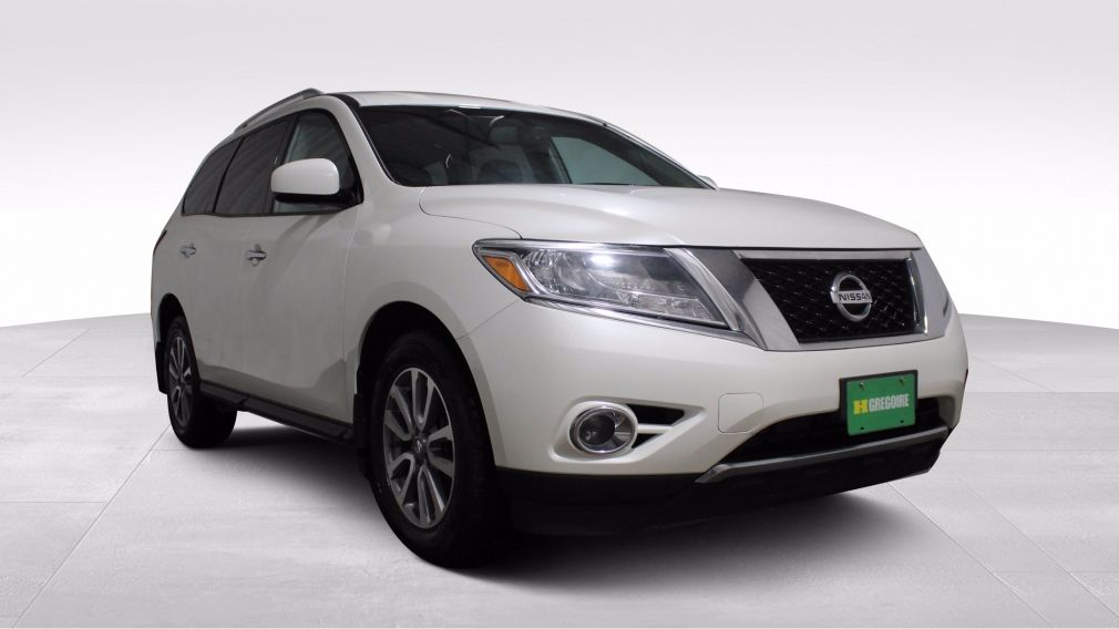 2016 Nissan Pathfinder SV AWD CAMERA BLUETOOTH SIEGES CHAUFFANTS #