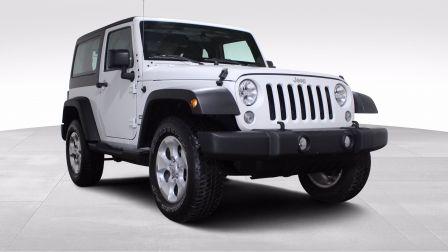 2018 Jeep Wrangler SPORT JK A/C BLUETOOTH MAGS                    à Saguenay