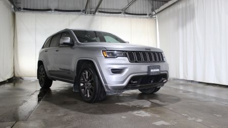 2017 Jeep Grand Cherokee LIMITED 75TH ANNIVERSARY CUIR TOIT PANO NAVIGATION                    à Sherbrooke
