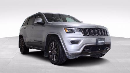 2017 Jeep Grand Cherokee LIMITED 75TH ANNIVERSARY CUIR TOIT PANO NAVIGATION