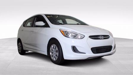 2016 Hyundai Accent GL A/C BLUETOOTH SIEGES CHAUFFANTS GR.ELECTRIQUE                    à Saguenay