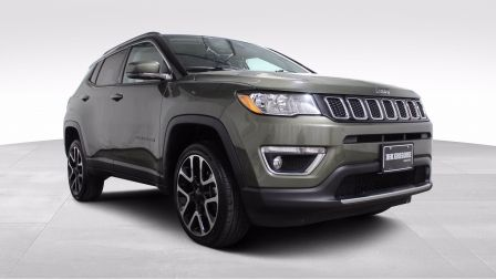 2017 Jeep Compass LIMITED CUIR NAV CAMERA BLUETOOTH SIEGES CHAUFFANT