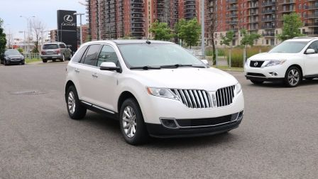 2015 Lincoln MKX AWD CUIR TOIT PANORAMIQUE NAVI
