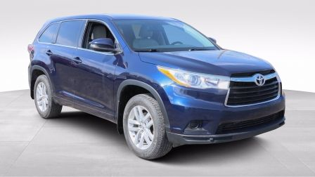 2014 Toyota Highlander LE | CAM. RECUL - MAGS - BLUETOOTH - SIEGES CHAUF.                    à Vaudreuil