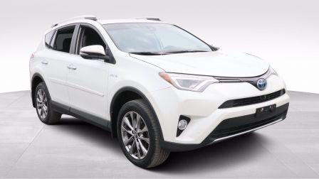 2016 Toyota RAV4 Hybrid Limited  HYBRID - CUIR - TOIT - MAGS - HAYON ELECT                    à Drummondville