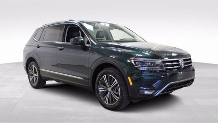2018 Volkswagen Tiguan Awd Cuir Toit-Panoramique Caméra Bluetooth                    à Saguenay
