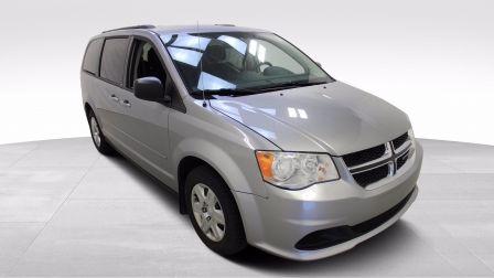 2013 Dodge GR Caravan SE Stow-N-Go A/C Gr-Électrique Lecteur CD                    à Saguenay