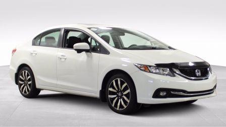 2015 Honda Civic Touring Cuir Toit-Ouvrant Navigation Bluetooth
