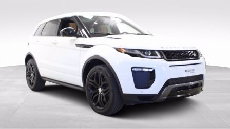 2017 Land Rover Range Rover Evoque HSE Dynamic Awd Cuir Toit-Panoramique Navigation                    à Saguenay