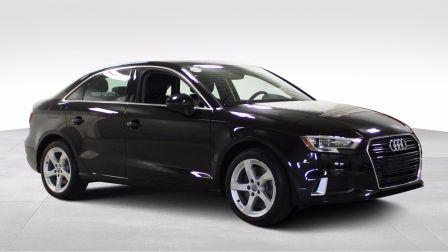 2019 Audi A3 Komfort Awd Cuir Toit-Panoramique Caméra Bluetooth                    à Saguenay