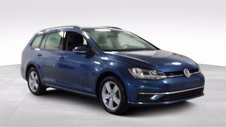 2019 Volkswagen Golf Comfortline 4Motion Sportswagon Mags Bluetooth                    à Saguenay