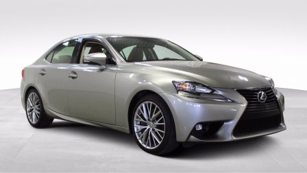 2016 Lexus IS300 Base Awd Mags Cuir Toit-Ouvrant Caméra Bluetooth                    à Longueuil