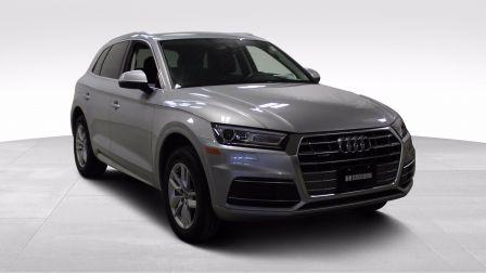 2019 Audi Q5 Konfort Awd Mags Cuir 2.0L Caméra Bluetooth                    à Saguenay