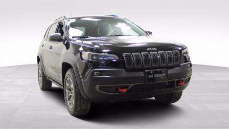 2020 Jeep Cherokee Trailhawk 4X4 Mags Cuir 3,2L Caméra Bluetooth