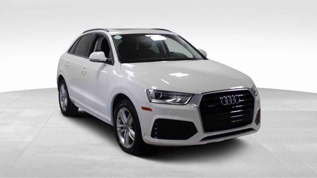 2018 Audi Q3 Komfort Awd Mags Toit-Ouvrant Bluetooth #