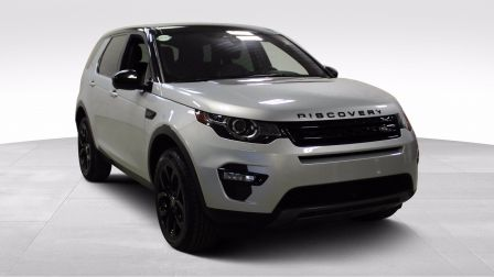 2018 Land Rover DISCOVERY SPORT Awd Cuir Toit-Panoramique Mags Caméra Bluetooth
