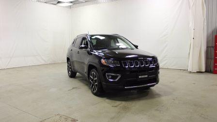 2020 Jeep Compass Limited Awd Cuir Toit-Panoramique Navigation                    à Saguenay