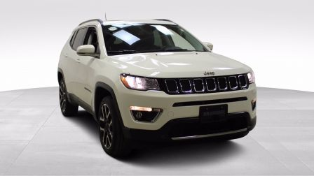 2020 Jeep Compass Limited Awd Cuir Toit-Panoramique Navigation Mags                    à Saguenay