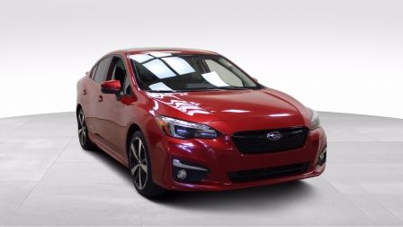 2018 Subaru Impreza Sport-Tech Awd Cuir Toit-Ouvrant Navigation                    à Saguenay