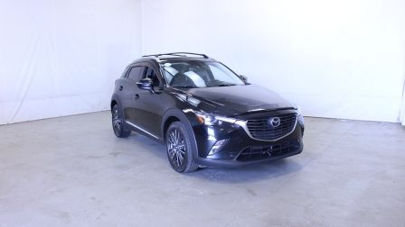 2016 Mazda CX 3 GT Awd Mags Cuir Toit-Ouvrant Navigation Bluetooth